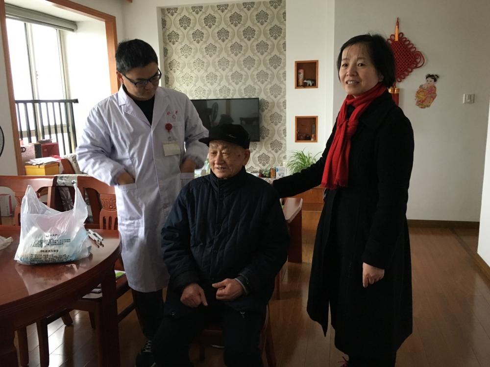 情暖你我——柯桥卫生服务中心志愿活动(五)