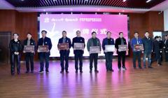 赴杨江村文化礼堂参加杭绍民星志愿团开幕式